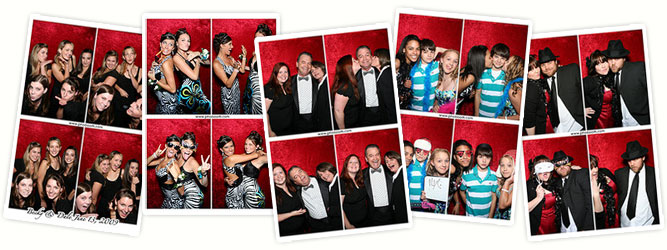 Photobooth rentals for events